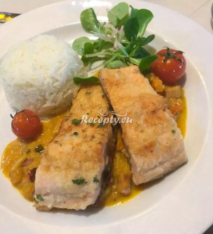Losos po italsku recept  ryby