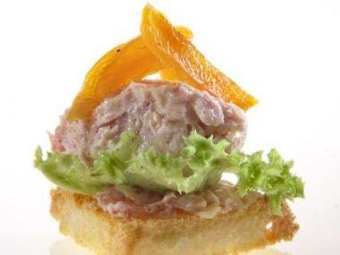 Jednohubky s meruňkami