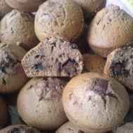 Kakaové muffiny recept