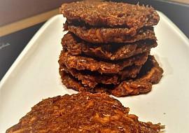 Raw slaďounké mrkvové sušenky s vanilkou recept