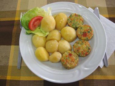Recept Křupavé zeleninové placičky