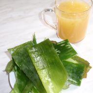 Nápoj z Aloe Vera recept