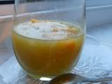 Džem z rebarbory s banánem a pomerančem recept