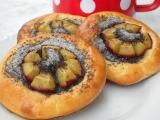 Náplň na koláče z máku a švestek recept