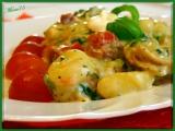 Sojové nudličky s gnocchi a zakysanou smetanou recept ...