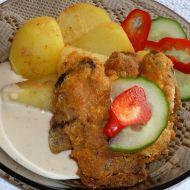 Kuře smažené v troubě recept