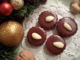 Kakaové dortíčky II. recept