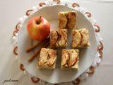 Koláč s jablky bez lepku, mléka a vajec recept
