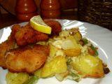 Citronové kuřecí nugetky s fazolkovými bramborami recept ...