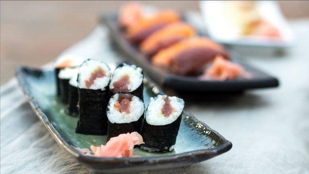 VIDEO: Vyzkoušejte domácí sushi podle Šéfa