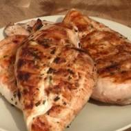 Grilované kuře pod cihlou recept