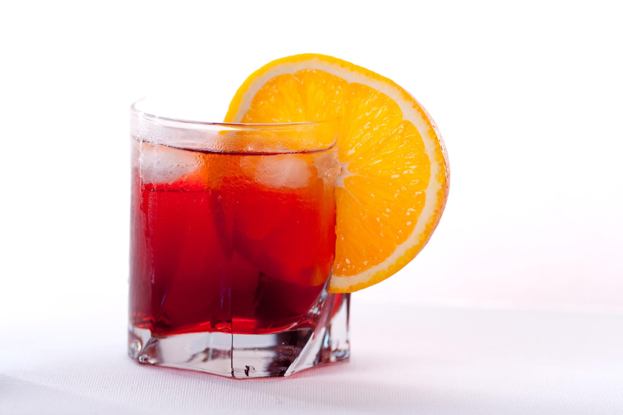 Pomerančové campari recept