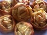 Šneci s jablky a skořicí recept