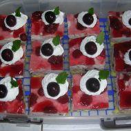 Ovocné kostky recept