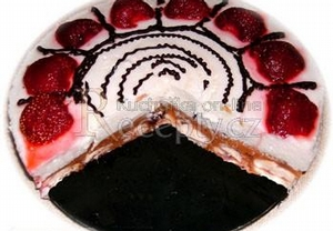 Cuketový dort