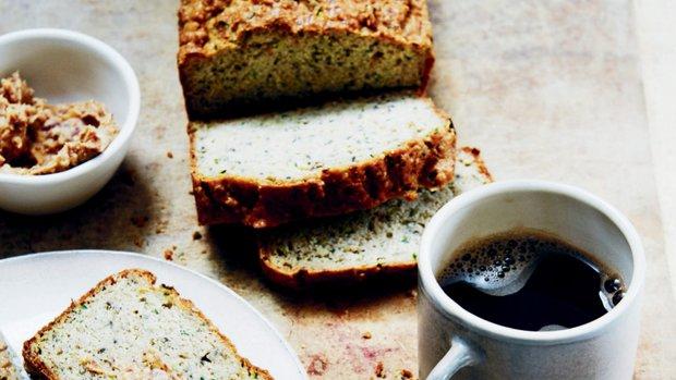 Cuketový bezlepkový chléb na každý den