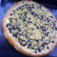 Bezlepkový borůvkový koláč recept