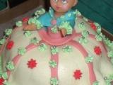 Dort z bábovky-panenka recept