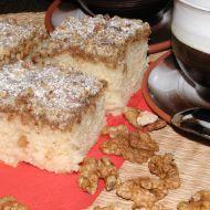 Řezy s vlašskými ořechy recept