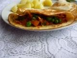 Palačinky se zeleninou recept