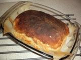 E-mailový domácí chléb recept