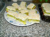 Řezy zelené jablíčko recept