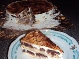 Šlehačkový koka dortík recept