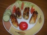 Přílohové zeleninové šišky i pro diety recept