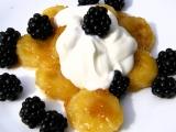 Banán v karamelu recept