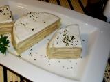Hermelínový dortík recept