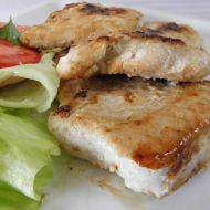 Grilovaný krůtí steak recept