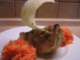 Celerové lodičky s mletým masem recept