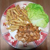 Ostravská drůbeží čína recept