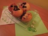 Rozinkové muffiny recept