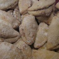 Vánoční ořechové škebličky recept