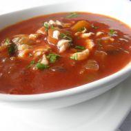 Rybí polévka z tmavé tresky recept