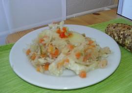 Ryba v nálevu podle Jany Remkové  trošku jinak recept ...