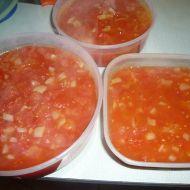 Zeleninové lečo s brambory recept