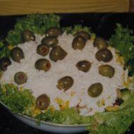 Pošuk salát recept