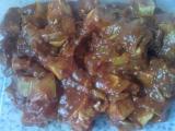 Marinované tofu na rajčatech recept