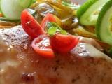 Kuřecí prsíčka s tvarůžky, paštikou a česnekem recept