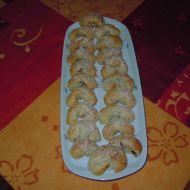 Listové makové rohlíčky recept