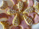 Levandulové cukroví recept