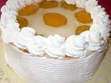 Ovocný dortík s jogurtem nebo pudinkem recept