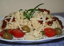 Italské rizoto recept