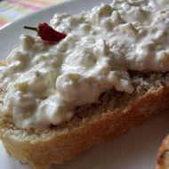 Krémová sýrová pomazánka recept
