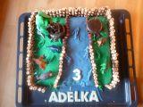 Pro Adélku ke 3. narozeninám recept