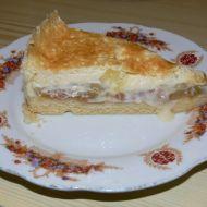Meruňkový dort recept