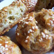 Grahamové chuťovky se sýrem recept