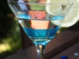 Blue drink recept